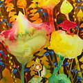 Sundae Flower Cone by Henny Dagenais