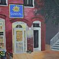 Sundail Books, Chincoteague Island, Va by Ed Schamel