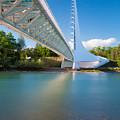 Sundial Bridge 1 by Anthony Bonafede