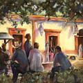 Sunday At The Alameda by Joan  Jones