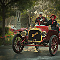 Sunday Drive In A 1910 Buick by Steve Natale