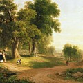 Sunday Morning by Asher Brown Durand