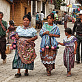 Sunday Morning In Guatemala by Tatiana Travelways