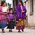 Sunday Morning In San Marco, Guatemala by Tatiana Travelways