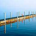Sunday Morning Pier by Todd Klassy