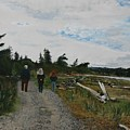 Sunday Stroll by Betty-Anne McDonald