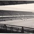 Sunderland - Roker Park - Main Stand 1 - Bw - Leitch - 1960s by Legendary Football Grounds