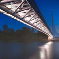 Sundial Bridge 4 by Anthony Bonafede
