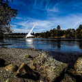 Sundial Bridge by Reed Tim