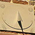 Sundial.  by Stan Pritchard