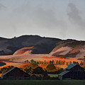 Sundown At The Ranch by Patricia Stalter
