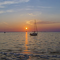 Sundown In The Tropics by Bill Cannon