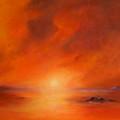 Sundown by Petra Ackermann