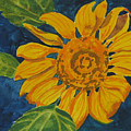 Sunflower - Mini by Libby  Cagle