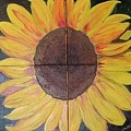 Sunflower by Christina McNee-Geiger
