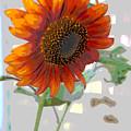 Sunflower Fun II by Suzanne Gaff