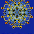 Sunflower Mandala by Nancy Griswold