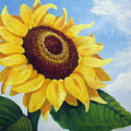 Sunflower Moment by Sharon Marcella Marston
