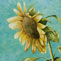 Sunflower Number One by Mary Ann King