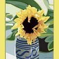 Sunflower by Susan Spangler
