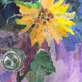 Sunflower Tall by Sandy Karsten