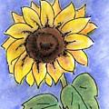 Sunflower by Vonda Lawson-Rosa