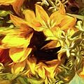 Sunflower1 by John Freidenberg