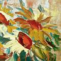 Sunflowers 16 by Gina De Gorna