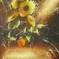 Sunflowers by Andrej Vystropov