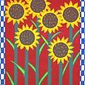 Sunflowers by Bev Colando