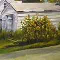 Sunflowers by Courtney Weed