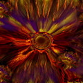 Sunflowers Expressive by Spirit Dove  Durand