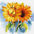 Sunflowers by Jacki Kellum