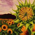 Sunflowers by John Prehart