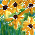 Sunflowers by Linda Woods