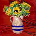 Sunflowers by Lois Boyce
