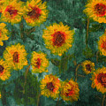 Sunflowers by Lynne Reichhart