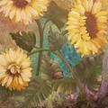 Sunflowers by Martha Sanchez-Hayre