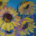 Sunflowers by Natalya Zaytseva
