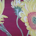 Sunflowers On The Run by Susan E Brooks