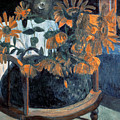 Sunflowers, 1901 By Paul Gauguin  by Paul Gauguin