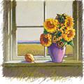 Sunflowers by Lash Larue