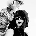 Sunglasses At Night by Lisa Renee Ludlum