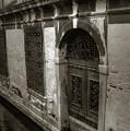 Sunken Doorway by Michael Kirk