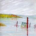 Sunken  by Norman F Jackson