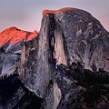 Sunkiss On Half Dome by Adam Jewell