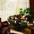 Sunlit by Michelle Winnie