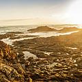 Sunlit Seaside by Jorgo Photography - Wall Art Gallery