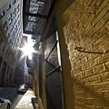 Sunny Alley by Sven Brogren