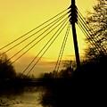 Sunny Bridge by Phil Child